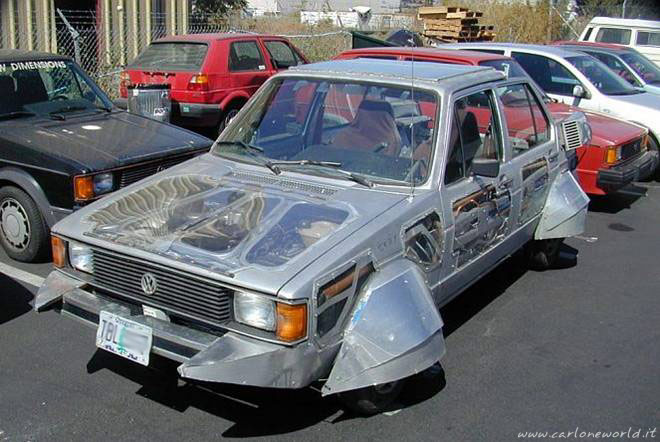 foto auto strana