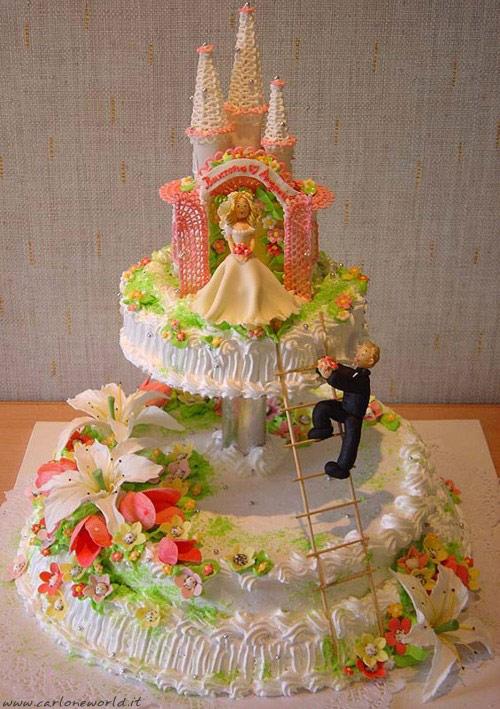 torta nuziale 5