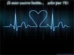Il mio cuore batte solo per TE!
