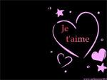 Cartolina d'amore: Je t'aime