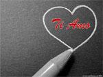 Cartolina d'Amore: Ti Amo
