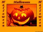 Bellissima cartolina Halloween: buon Halloween!