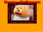 Cartolina Halloween: Happy Halloween!
