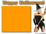 Cartolina buon Halloween