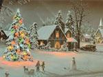 Cartolina di Natale: Auguri di Buon Natale