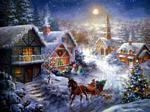 Cartolina d'auguri: Auguri buon Natale