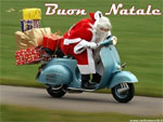 cartolina di Natale divertente