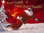 Immagini Animate Buon Natale E Felice Anno Nuovo.Cartoline Di Natale Bellissime Cartoline Natale Per I Migliori