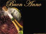 Cartolina capodanno: tanti auguri di buon anno!