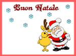 Cartolina di Natale: Buon Natale
