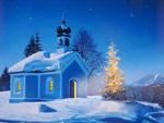 Bellissima cartolina di Natale