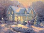 Bellissima cartolina Natale