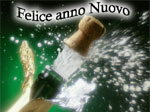 Cartolina Buon Anno: tanti auguri e felice anno nuovo!