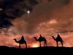 Cartolina di Natale: i Re Magi