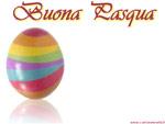cartolina buona Pasqua