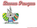 Speciale cartoline pasquali: cartolina animata buona Pasqua