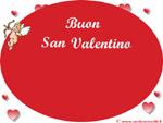 Cartoline di S.Valentino: buon San Valentino
