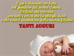 Cartolina Nascita